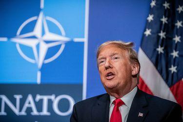 Trump regresa a EE.UU. y cancela la rueda de prensa final de la OTAN