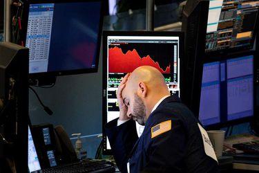 Wall Street cierra con pérdidas y el Dow Jones baja un 1,22 %