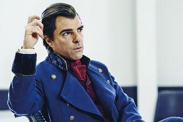 Actor de Star Trek habla de su nuevo villano en NOS4A2