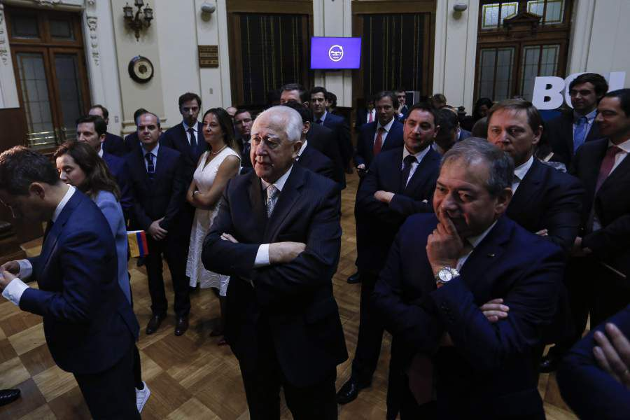 APERTURA DE CENCOSUD SHOPPING BOLSA DE SANTIAGO3361