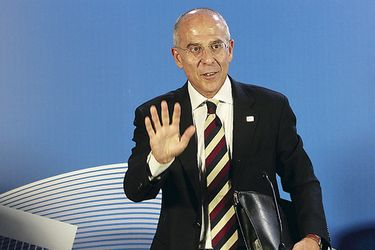 Francesco Starace, CEO de Enel SpA.