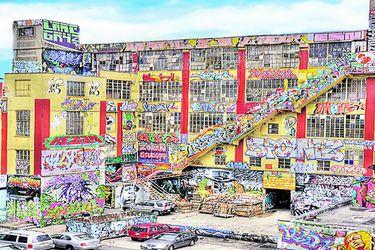 5Pointz: los grafitis de los US$ 6 millones
