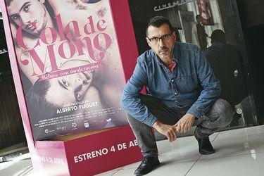 """Alberto Fuguet: """"Cola de Mono busca ser masiva, no de elite, no de gueto, ni siquiera gay"""""""