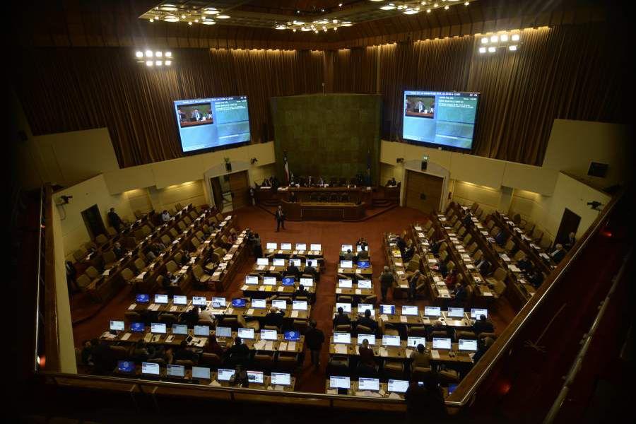 Congreso Cámara de Diputados 08 Agosto