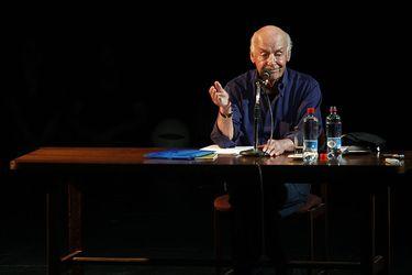 Eduardo Galeano en Chile
