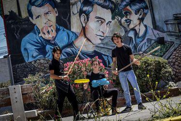 Los actores que revivirán a Los Prisioneros en la serie de Movistar