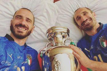 Chiellini y Bonucci, los grandes pilares de los nuevos reyes del continente europeo