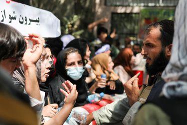 Manifestaciones contra talibanes se saldan con los primeros muertos y heridos