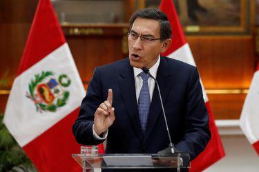 Perú: Tribunal Constitucional rechaza recurso de Vizcarra y avanza moción de vacancia