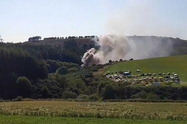 Tren se descarrila en el noreste de Escocia y deja al menos tres fallecidos y seis heridos