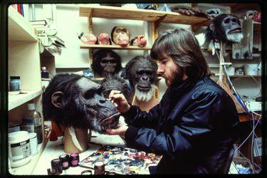 Rick Baker presenta Metamorphosis, el libro que resume su vida como creador de monstruos