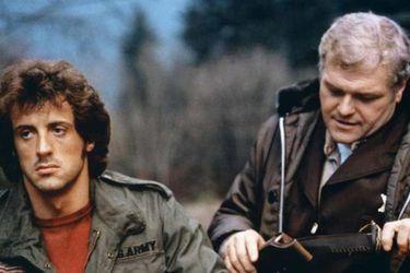 Sylvester Stallone lamentó la muerte de Brian Dennehy