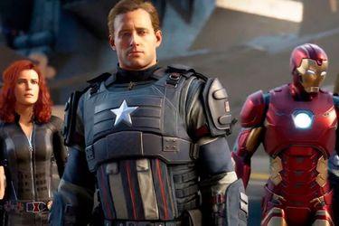Crystal Dynamics estaría estudiando la posibilidad de sumar skins del MCU a Marvel's Avengers