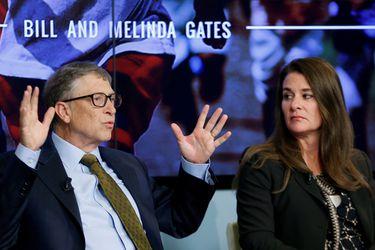Bill Gates y Melinda French Gates exploran hacer cambios a su fundación