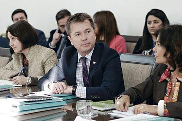 Fiscalía Oriente anuncia investigación penal por eventual tráfico de influencias en caso que involucra a subsecretario Salaberry