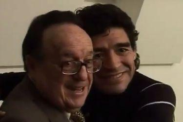 Maradona amaba al Chavo del Ocho y detestaba a Los Simpson