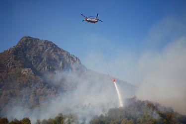 Intendencia del Maule amplía alerta roja a las comunas de Molina y Curicó por incendio