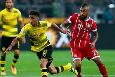 Borussia Dortmund, Bayern Munich, Arturo Vidal