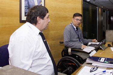 En escenario de Ley de Inclusión Laboral: ¿Qué hacer si tengo una discapacidad y busco trabajo?