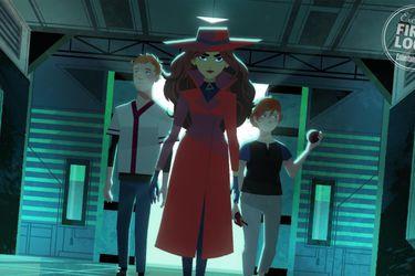Primeras imágenes de la nueva serie animada de Carmen Sandiego