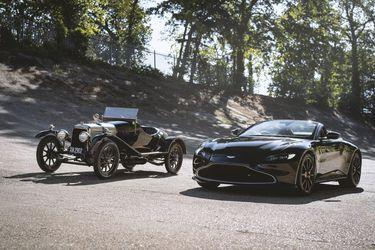 Aston Martin festeja los 100 años del coche A3, su sobreviviente de carreras más veterano