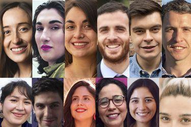 Candidatos constituyente sub 35: En busca del voto joven que participó en masa en el plebiscito