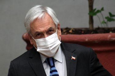 """Piñera por decisión de llevar proyecto de segundo retiro del 10% al TC: """"Tenemos que hacer las cosas bien, respetando la Constitución y el Estado de derecho"""""""