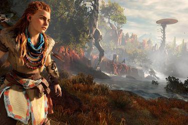 Horizon Zero Dawn Complete Edition ya se puede descargar de forma gratuita en PS4 y PS5