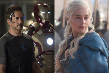 Emilia Clarke habría sido parte de una versión de Iron Man 3
