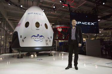SpaceX de Elon Musk prepara el primer lanzamiento de astronautas dirigido por una empresa privada