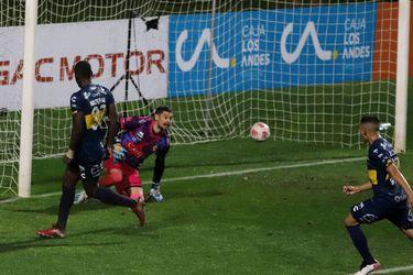 Everton dio el primer golpe en la semifinal de la Copa Chile