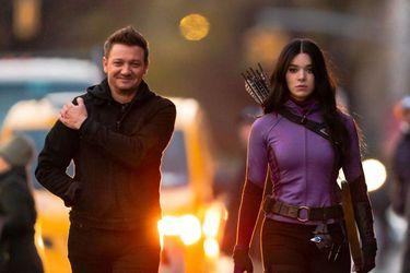 Revelan la primera imagen oficial de Hawkeye, la próxima serie de Marvel Studios