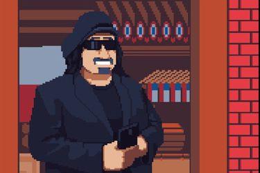 El delirante videojuego protagonizado por el Negro Piñera