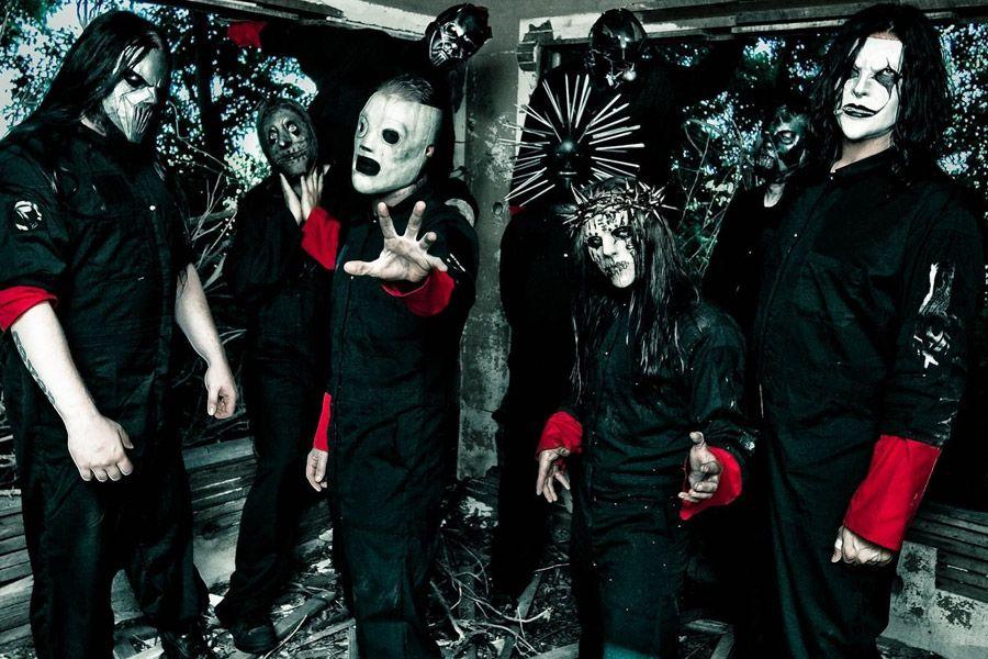 Slipknot Masks 4