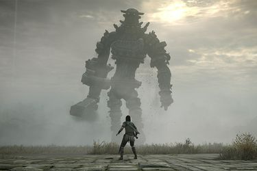#MouseStream: Shadow of the Colossus