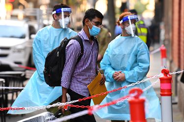 Alerta en Australia por transmision de Covid-19 entre personas sin contacto pero que estaban en un mismo hotel en cuarentena