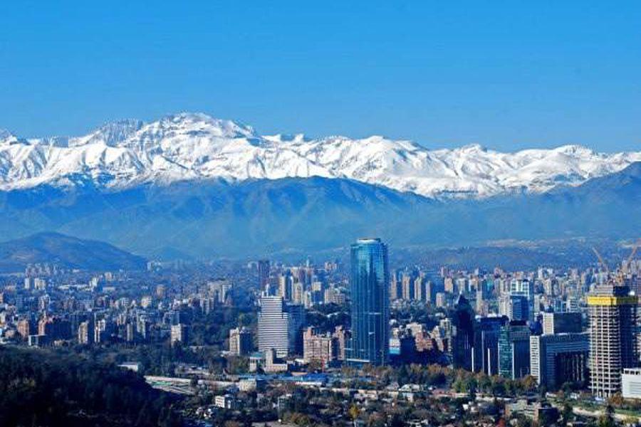 Cordillera de Santiago