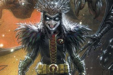 Una filtración adelantó la verdadera identidad de Robin King en Dark Nights: Death Metal