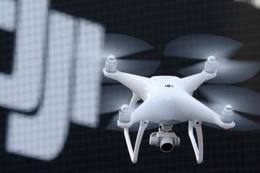DJI no podrá comprar componentes para sus drones en Estados Unidos