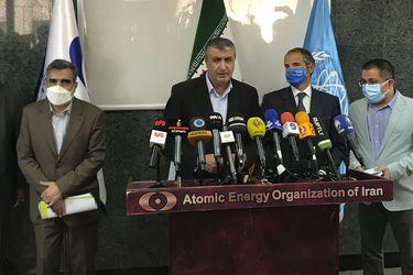 Irán se compromete a cooperar con la Agencia Atómica de la ONU, aliviando la amenaza de las conversaciones nucleares