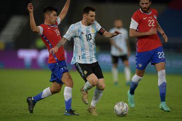 """Lionel Messi: """"Tras el penal, Chile manejó la pelota y nosotros no podíamos tenerla"""""""