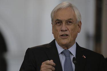 Presidente Piñera anuncia proyectos de Reforma Procesal Civil y Reforma al nombramiento de jueces