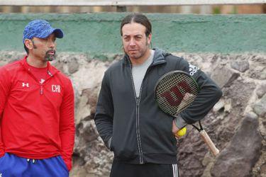 """Ríos, decepcionado con Massú: """"Creí que iba a tener su apoyo y no lo tuve"""""""