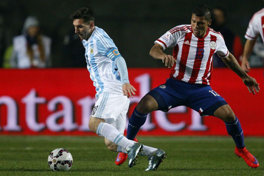 Argentina vs Paraguay | Copa América 2015