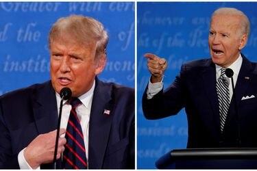 """Mercado en Estados Unidos se prepara para una """"ola azul"""" que destrone a Donald Trump"""
