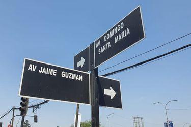 Concejo Municipal de Renca aprueba cambiar nombre a Av. Jaime Guzmán