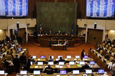 Sesion Camara de Diputados 26 octubre