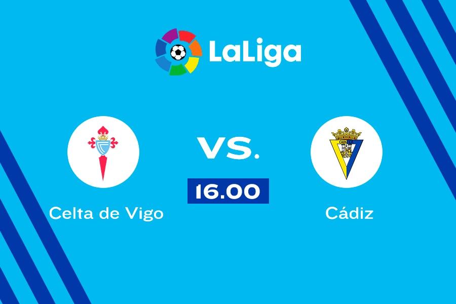 Celta de Vigo vs. Cádiz