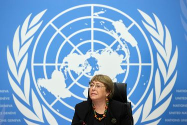 """Bachelet reafirma solicitud de liberación a los """"detenidos arbitrariamente"""" en Venezuela"""