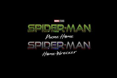 Los actores de Spider-Man al parecer están trolleando con los títulos de la próxima película